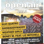 BERLINER RUNDFUNK 91.4 OPEN AIR 2013